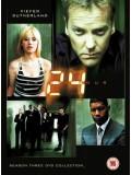 se0021 :  ซีรีย์ฝรั่ง 24 Hour Season 3 (24 ชม. วันอันตราย ปี 3) ซับไทยDVD 6 แผ่นจบ
