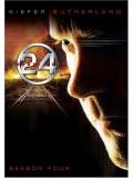 se0030 : ซีรีย์ฝรั่ง 24 Hour Season 4 (24 ชม. วันอันตราย ปี 4) ซับไทยDVD 6 แผ่นจบ