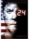 se0031 : ซีรีย์ฝรั่ง 24 Hour Season 6 (24 ชม. วันอันตราย ปี 6) ซับไทยDVD 6 แผ่นจบ