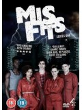 se0786 : ซีรีย์ฝรั่ง Misfits Season 2 [ซับไทย] 4 แผ่นจบ