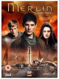 se0775 : ซีรีย์ฝรั่ง Merlin Season 4 ผจญภัยพ่อมดเมอร์ลิน ปี 4 [พากย์ไทย+ซับไทย]Master 4 แผ่นจบ