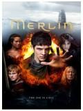 se0998 : ซีรีย์ฝรั่ง Merlin Season 5 ผจญภัยพ่อมดเมอร์ลิน ปี 5 [พากย์ไทย+ซับไทย]Master 4 แผ่นจบ