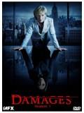 se0249 : ซีรีย์ฝรั่ง Damages season 1 เดิมพันยุติธรรม DVD (ซับไทย) 3 แผ่นจบ