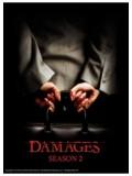 se0323 : ซีรีย์ฝรั่ง Damages season 2 เดิมพันยุติธรรม DVD (ซับไทย) 3 แผ่นจบ