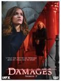 se1005 : ซีรีย์ฝรั่ง Damages season 3 เดิมพันยุติธรรม3 DVD (ซับไทย) 3 แผ่นจบ