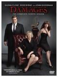 se1006 : ซีรีย์ฝรั่ง Damages season 4 เดิมพันยุติธรรม DVD (ซับไทย) 3 แผ่นจบ