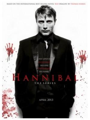 se0974 : ซีรีย์ฝรั่ง Hannibal Season 1(ซับไทย) 4 แผ่นจบ