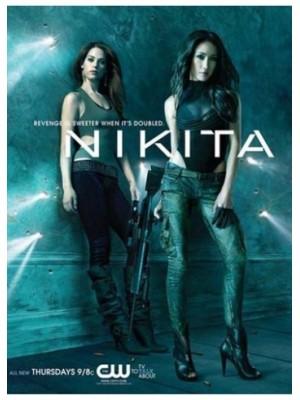 se1082: ซีรีย์ฝรั่ง Nikita Season 3 นิกิต้า เธอสวย โครตเพชรฆาต ปี 3(ซับไทย) 5 แผ่นจบ