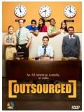 se0838 : ซีรีย์ฝรั่ง OutSourced Season 1 (ซับไทย) 6 แผ่นจบ