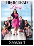 se0618 : ซีรีย์ฝรั่ง Drop Dead Diva Season 1เกิดอีกทีฉันก็ดีว่า ปี 1 (ซับไทย) 3 แผ่นจบ