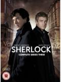 se1096 : ซีรีย์ฝรั่ง Sherlock Season 3 [พากษ์ไทย+ซับไทย]Master DVD 2 แผ่นจบ