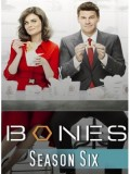 se0932 : ซีรีย์ฝรั่ง BONES Season 6 พลิกซากปมมรณะ ปี6 [เสียงไทย] DVD 7 แผ่นจบ