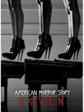 se1099 : ซีรีย์ฝรั่ง American Horror Story Coven [ซับไทย] DVD 4 แผ่นจบ
