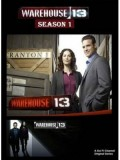 se0880 : ซีรีย์ฝรั่ง Warehouse 13 season 1 [พากย์ไทย] DVD 4 แผ่นจบ