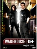 se0882 : ซีรีย์ฝรั่ง Warehouse 13 season 3 [พากย์ไทย] DVD 4 แผ่นจบ