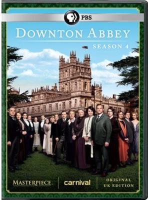 se1107 ซีรีย์ฝรั่ง Downton Abbey Season 4 [ซับไทย] DVD 3 แผ่นจบ