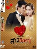 st1006 ละครไทย สามีตีตรา (พลอย โป๊บ จุ๋ย ) 4 แผ่นจบ