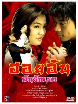 st0195 ละครไทย ฮอยอัน ฉันรักเธอ ( แดน วรเวช, เจนี่) 3 แผ่นจบ