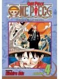 ct0278 : การ์ตูน One Piece วันพีช ล่าขุมทรัพย์โจรสลัด ปี 4 [พากย์ไทย+ญี่ปุ่น] DVD 10 แผ่น