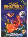 ct1073 : The Land Before Time 6: The Secret of Saurus Rock DVD 1 แผ่นจบ