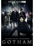 se1233 : ซีรีย์ฝรั่ง Gotham Season 1 [ซับไทย]  DVD 6 แผ่นจบ