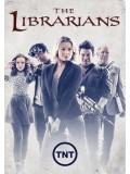 se1234 : ซีรีย์ฝรั่ง The Librarians Season 1 [บรรยายไทย] 5 แผ่นจบ