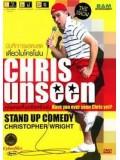 TV113 : Chris Unseen 1คริส อันซีน บันทึกการแสดงสด DVD MASTER 2 แผ่นจบ