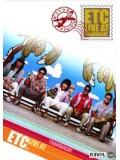 cs264 : ดีวีดีคอนเสิร์ต ETC. พักร้อน คอนเสิร์ต : Live At Thammasat Concert DVD 1 แผ่น
