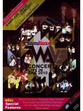 cs424 : ดีวีดีคอนเสิร์ต Kamikaze Wave Concert: Live In BKK 2010 DVD 1 แผ่น