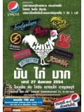 cs433 : ดีวีดีคอนเสิร์ต มัน ไก่ มาก Chick Mountain Music Festival DVD 2 แผ่น