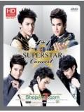 cs241 : ดีวีดีคอนเสิร์ต Channel 3 4+1 Superstar Concert 2012 DVD 2 แผ่น