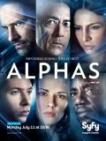 se0827 : ซีรีย์ฝรั่ง Alphas Season 1 [ซับไทย] DVD 3 แผ่นจบ