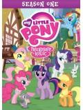 ct0930 : My Little Pony Friendship is Magic มายลิตเติ้ลโพนี่ มหัศจรรย์แห่งมิตรภาพ DVD 6 แผ่น