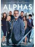 Se1174  ซีรีย์ฝรั่ง Alphas Season 2  [ซับไทย] DVD 3 แผ่นจบ