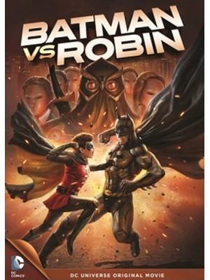 ct1058 : Batman vs Robin แบทแมน ปะทะ โรบิน  [Master] 1 แผ่น