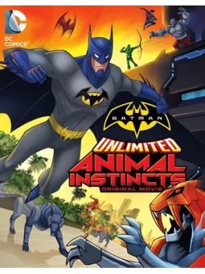 ct1061 : Batman Unlimited Animal Instincts: แบทแมน ถล่มกองทัพอสูรเหล็ก  [Master] 1 แผ่น